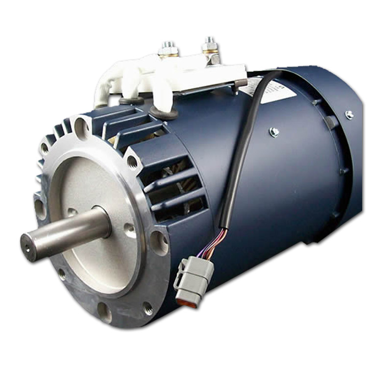 Electric car motor
