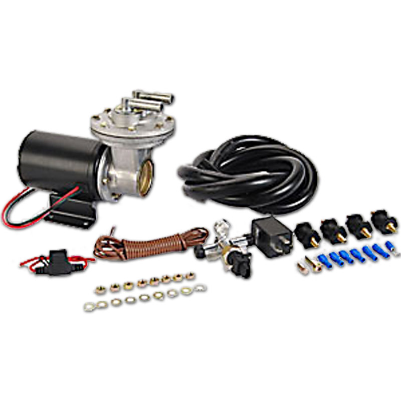 Ssbc Vacuum Pump Kit Ev Brake Booster West Electric Vehicle Parts Components Evse Charging Stations Car Conversion Kits