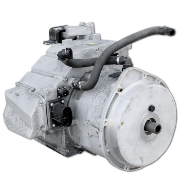 Zytek 55kw electric motor and controller from electric for Dc motor controller for electric car