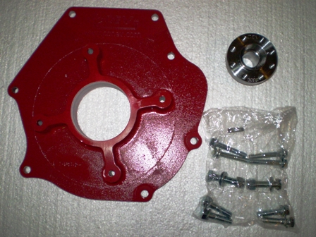 Duratec Transmission Adapter