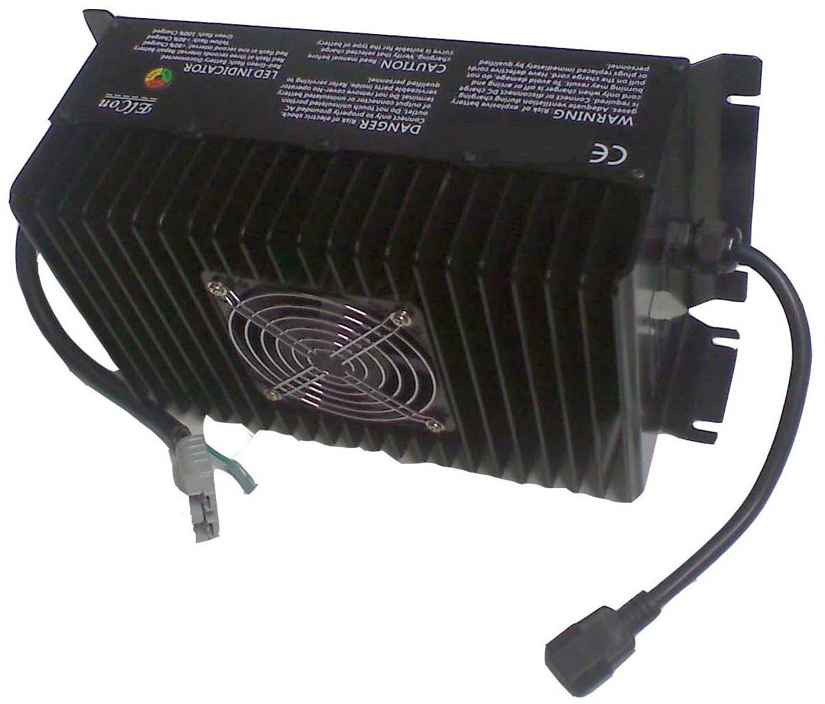 Warp 9 Dc Motor Ev West Electric Vehicle Parts Components Evse Power Wiring In Addition Car Conversion Kits Elcon Pfc2500 Charger Zeva Mc600c