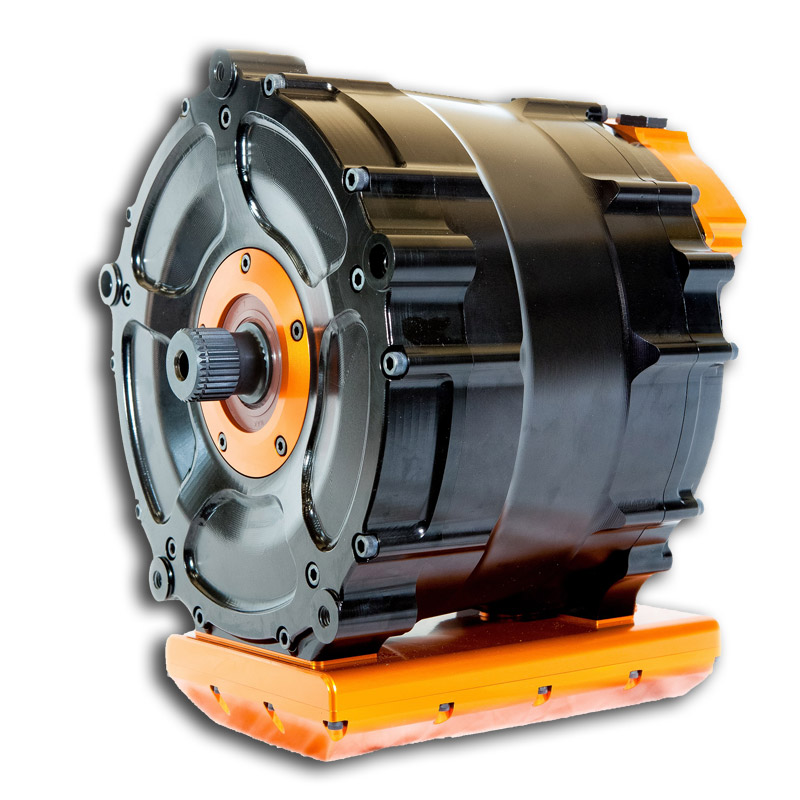 Electric Car Motor >> Motors Ev West Electric Vehicle Parts Components Evse Charging