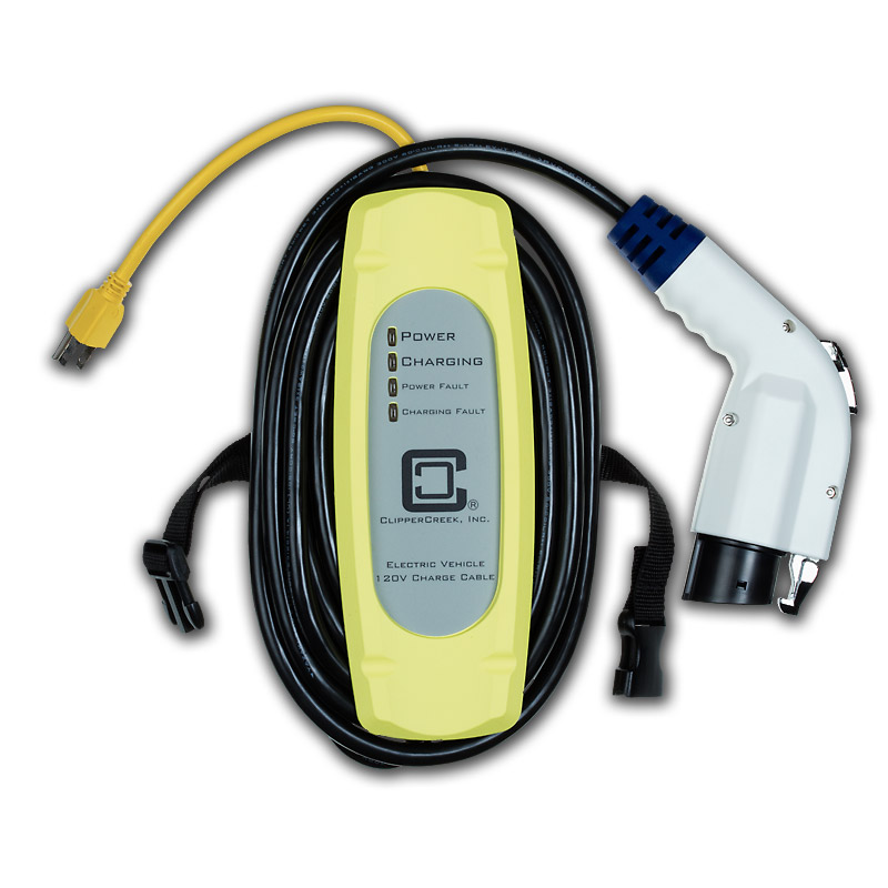 Clipper Creek Pcs 15 Portable Level 1 Charge Station Amps Evse