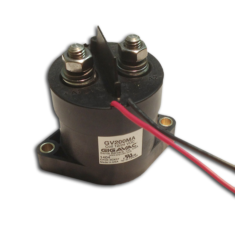 Relays & Contactors, EV West - Electric Vehicle Parts