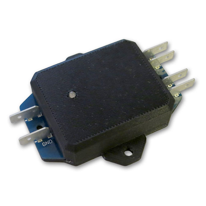 Rinehart PM100DX/DZ 100KW AC Motor Controller, EV West