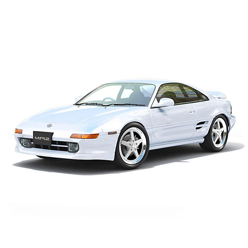 Toyota MR2 EV Conversion Kit, Regen Brakes, AC Motor 1991