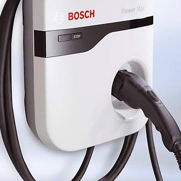 Bosch Max Charging Station 30 Amp Evse 25 Ft Cord Ev West Electric Vehicle Parts Components Stations Car Conversion Kits