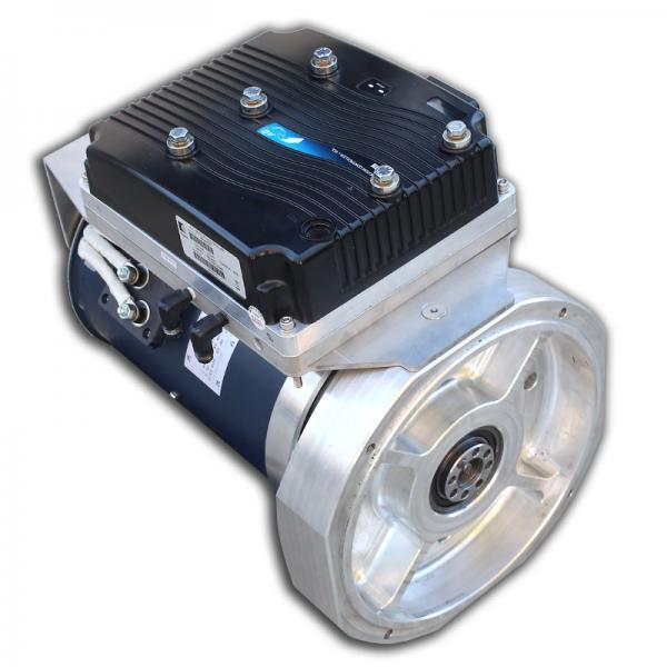 Factory Five Project 818 Electric Conversion Kit Ac Motor Regen Brakes Liquid Cooled Controller Ev West Vehicle Parts Components