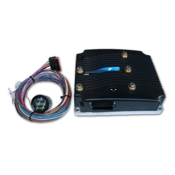 HPEVS Curtis 1238e-7621 96V 650 AMP Controller, EV West