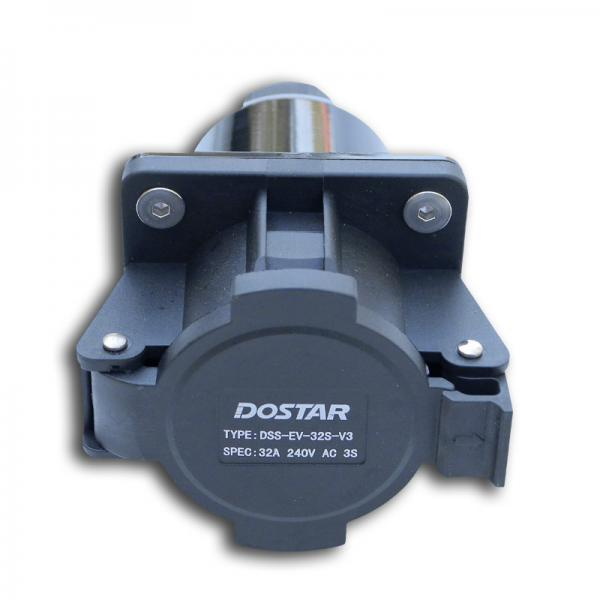 J1772 32a Receptacle  Socket Only  Ver  2