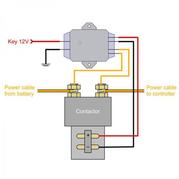 ZEVA Smart Precharger for High Voltage EV Motor Controllers