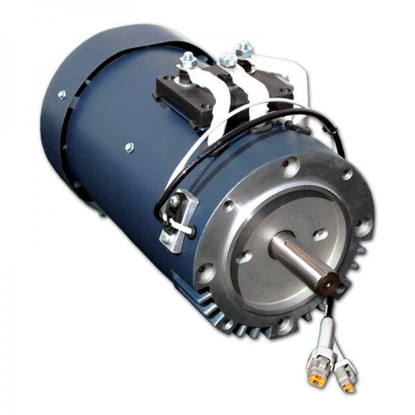 Curtis 1236SE-5621 HPEVS AC-20 Brushless AC Motor Kit - 48 Volt, EV