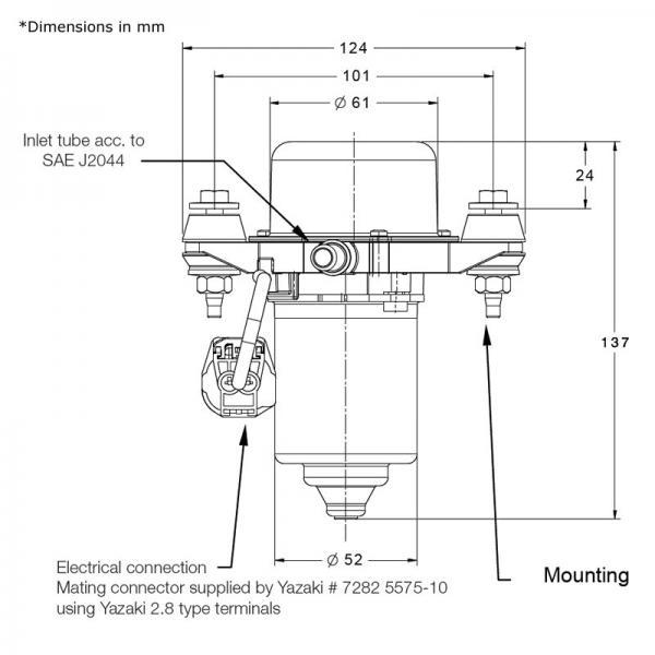 Electric Vacuum Pump Wiring Diagram - 5.12.depo-aqua.de •