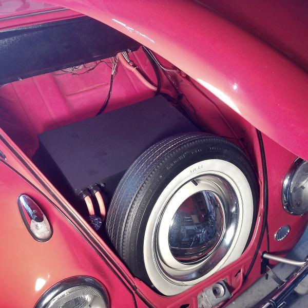 Volkswagen Vw Beetle Bug Ev Conversion Complete Kit Regen Brakes