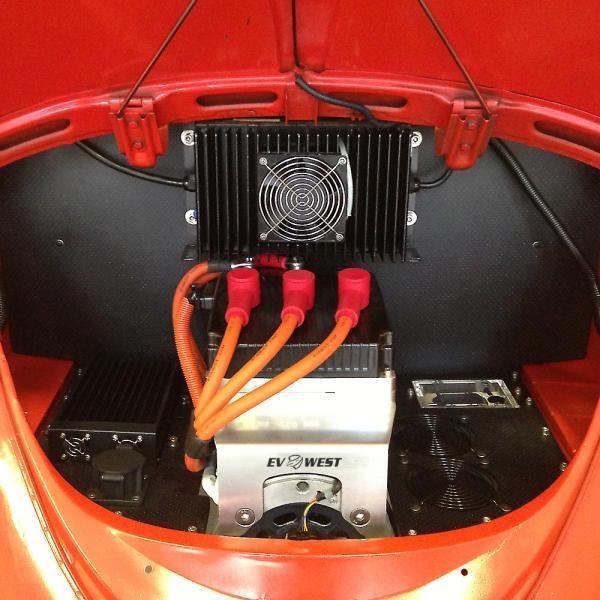 Volkswagen Vw Beetle Bug Ev Conversion Starter Kit Regen Brakes 1956 1977 West Electric Vehicle Parts Components Evse Charging Stations
