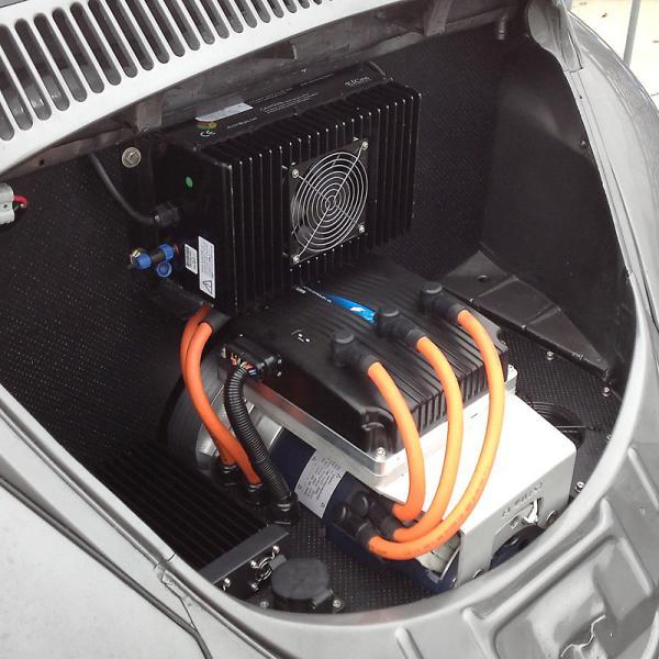 Volkswagen Vw Bus Type 2 Samba Ev Conversion Kit Regen Brakes Ac