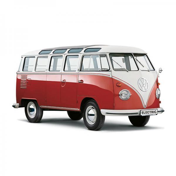 Volkswagen VW Bus, Type 2, Samba EV Conversion Kit, Regen Brakes, AC